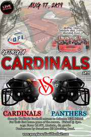 [2019] Cards vs Panthers (Game 2)