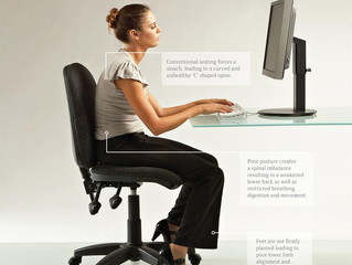 Improve Your Posture, Improve Your Health.