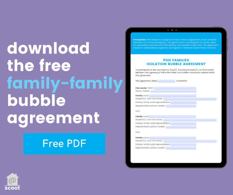 learning pod agreement template