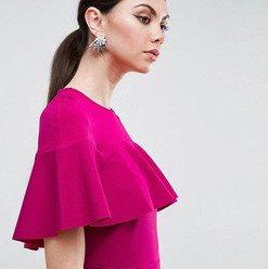 #hotpink get this winter busting colour