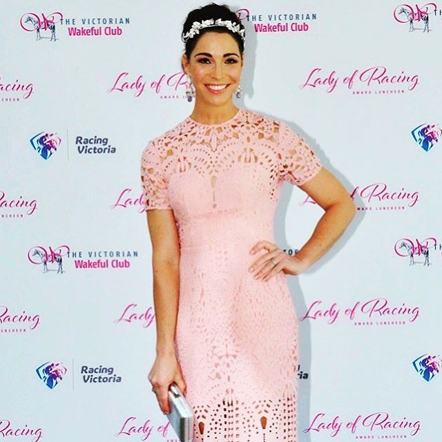 Happy #internationalwomensday 💕 I had the pleasure of styling _giaan.rooney who was hosting #ladyofracing awards today for _racingvictoria.jpg