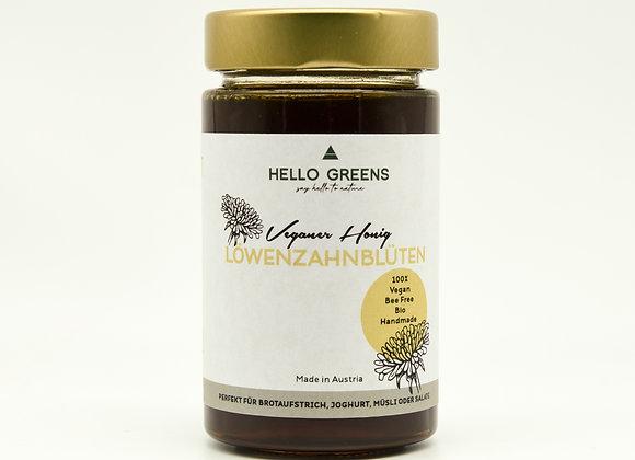 Löwenzahnblüten Veganer Honig