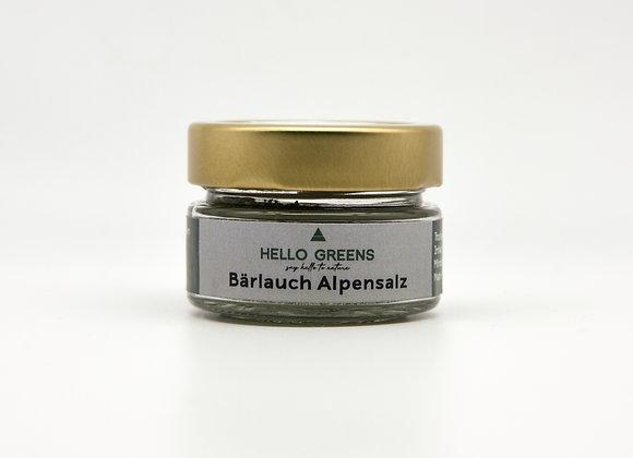 Bärlauchsalz Alpensalz 50 g