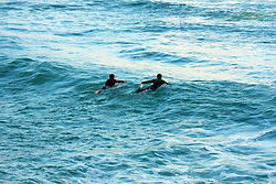 Private surf lesson in Ribeira d`Ilhas b