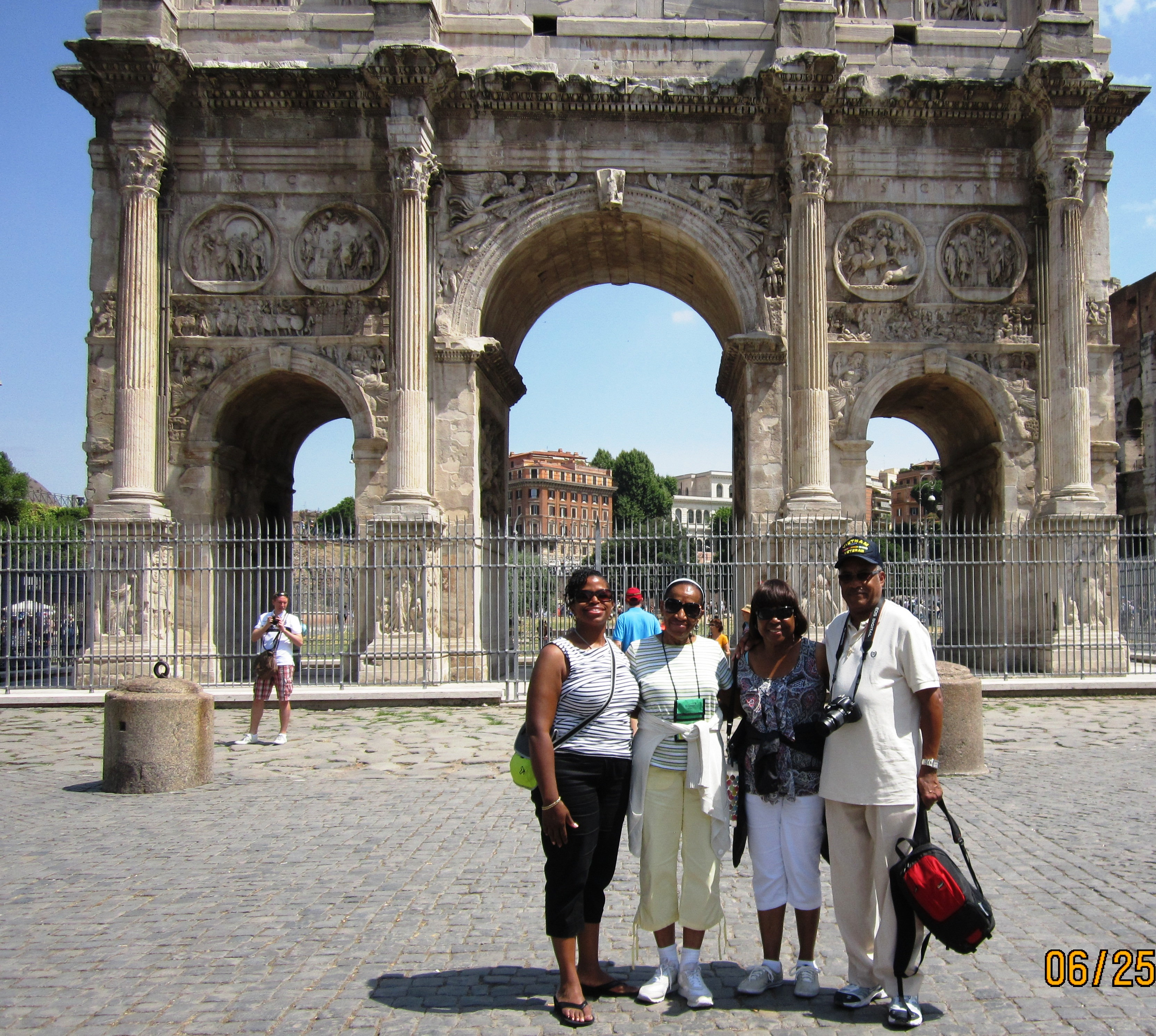 Coliseum, Rome Italy - European Crui