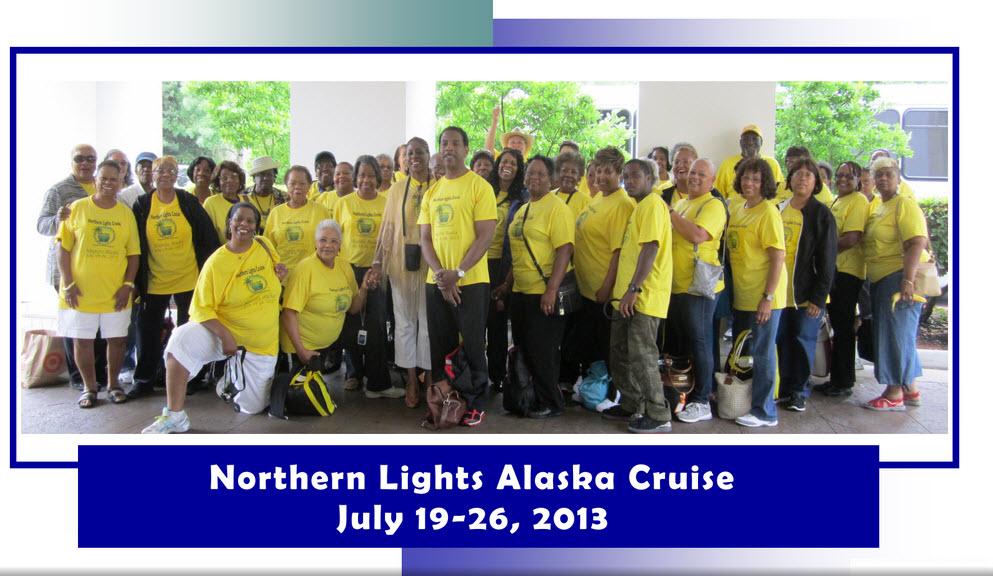 Northern Lights Alaska Cruise