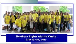 Northern Lights Alaska Cruise