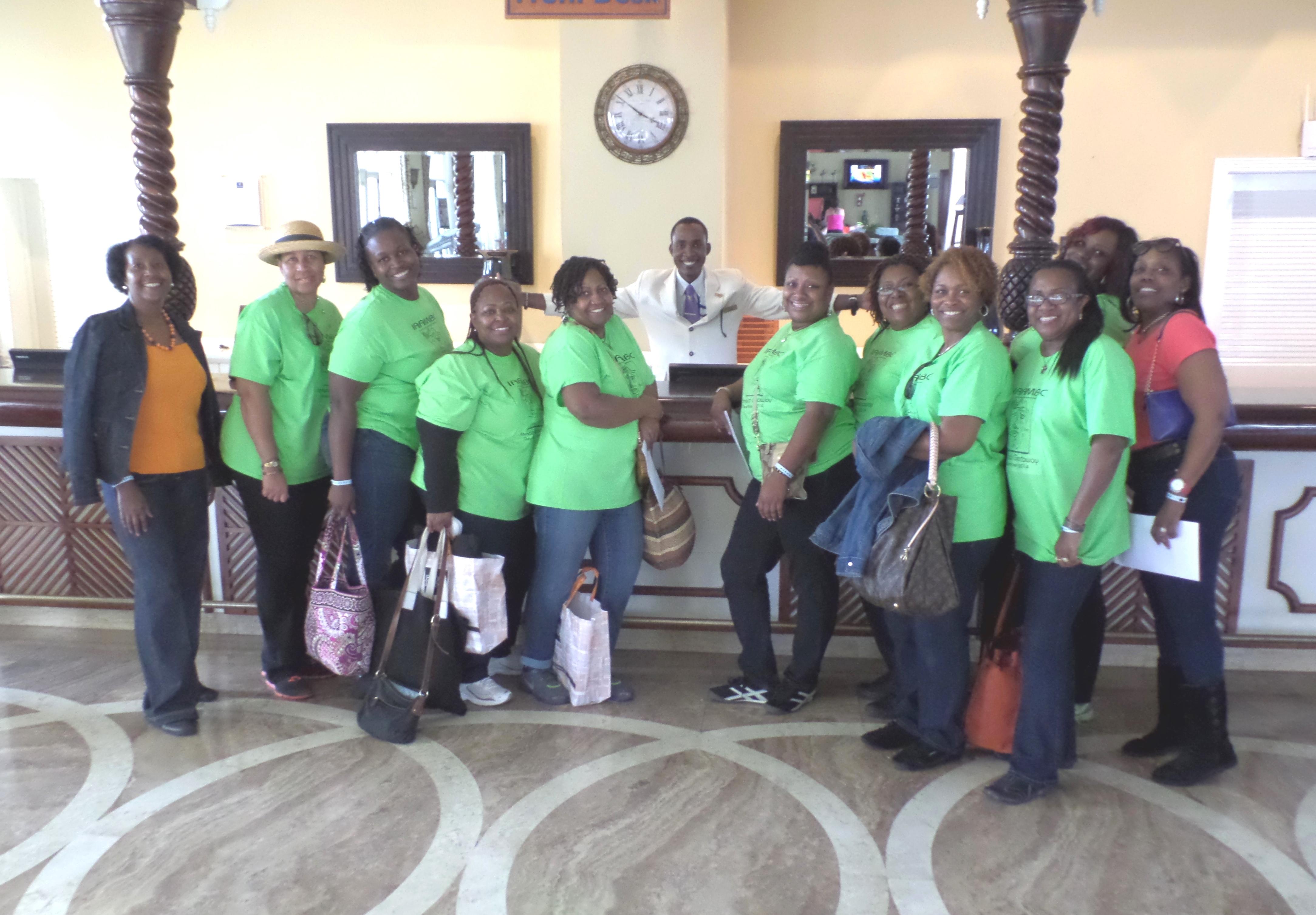 IAAMBC Book Club - Jamaica Mon!