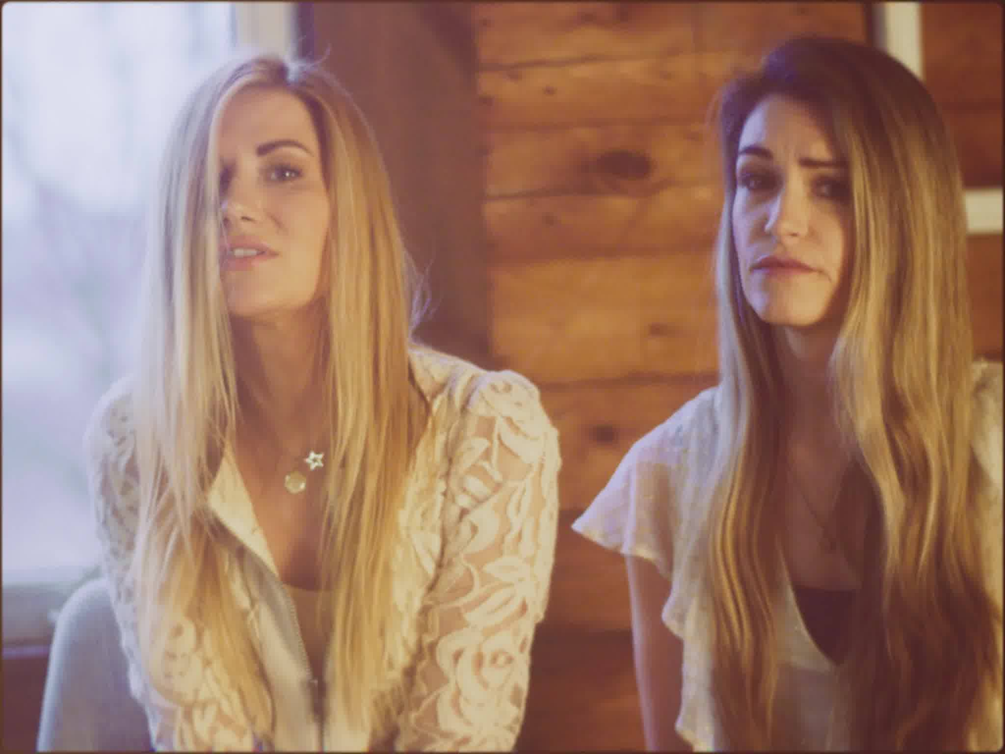 The Cedar Sisters - Young and Beautiful (Lana Del Rey Cover)