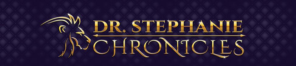 Dr. Stephanie Chronicles Logo-web banner