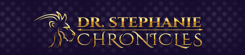 Dr. Stephanie Chronicles Logo-web banner