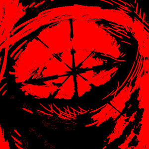 紅い喪服の女