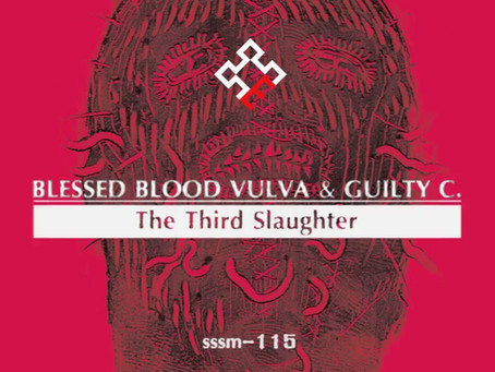 BBVGC (BLESSED BLOOD VULVA & GUILTY C) 1st アルバム『The Third Slaughter』