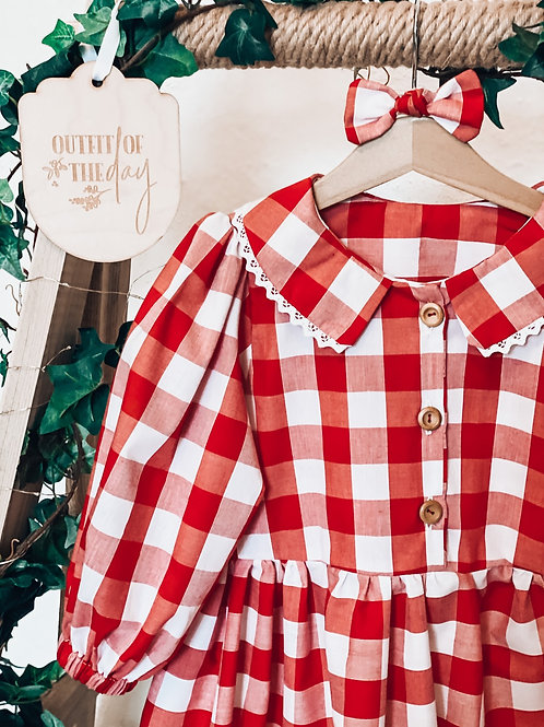 Rosie Dress Christmas Special