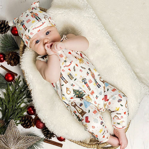 Jude Romper Christmas Collection
