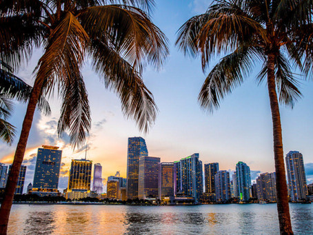 Almost 1,000 new residents are moving to Florida per DAY.