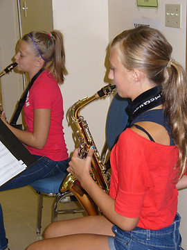 Summer Camp for Sax Doublers