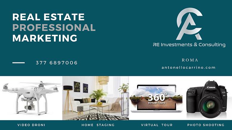 RE Professional Marketing - Antonello Ca