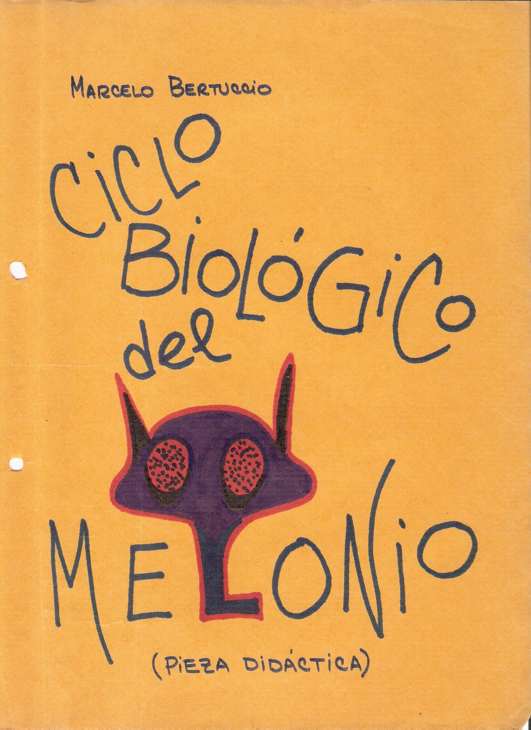Ciclo biológico del Melonio