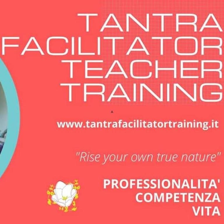 TTC - TANTRA Teacher Training - Impara a Facilitare Incontri e Seminari di Tantra - Certificato