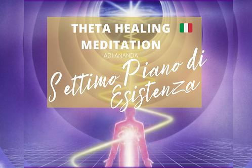 Theta Healing Meditazione - MAPPA per il SETTIMO PIANO di Esistenza