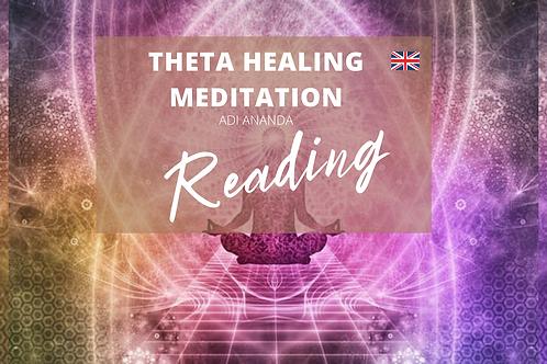 Theta Healing Meditation - READING