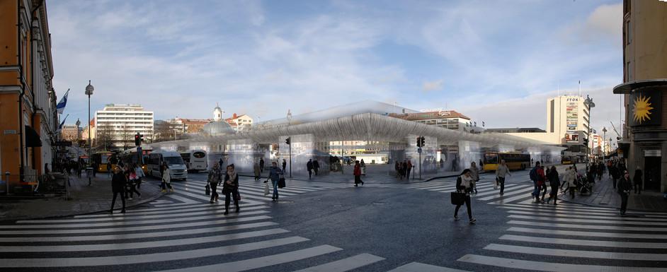 Roh náměstí