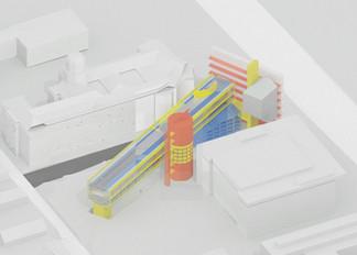 Soutěž: Škola architektury v Drážďanech
