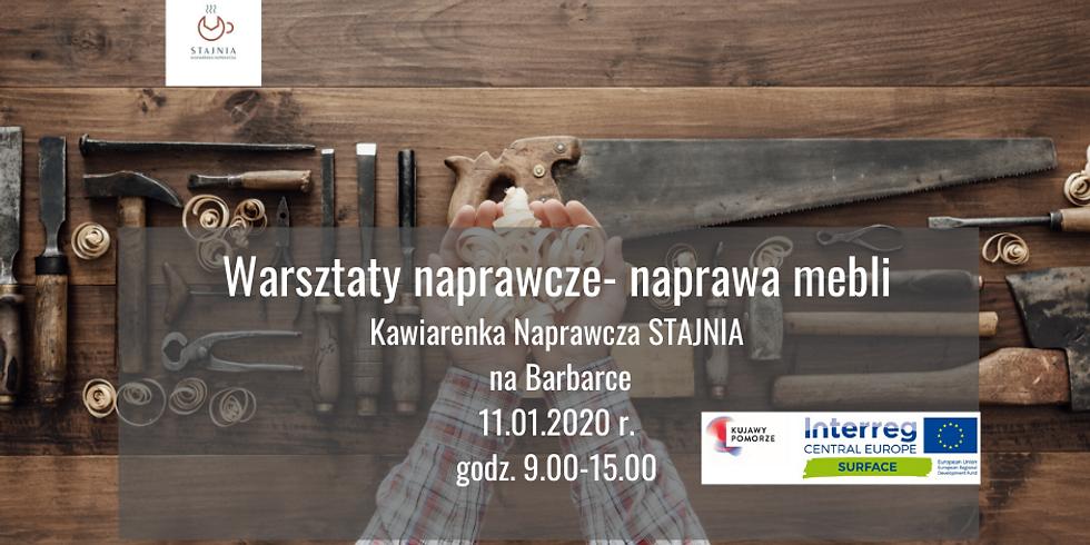 Warsztaty Naprawcze-naprawa mebli