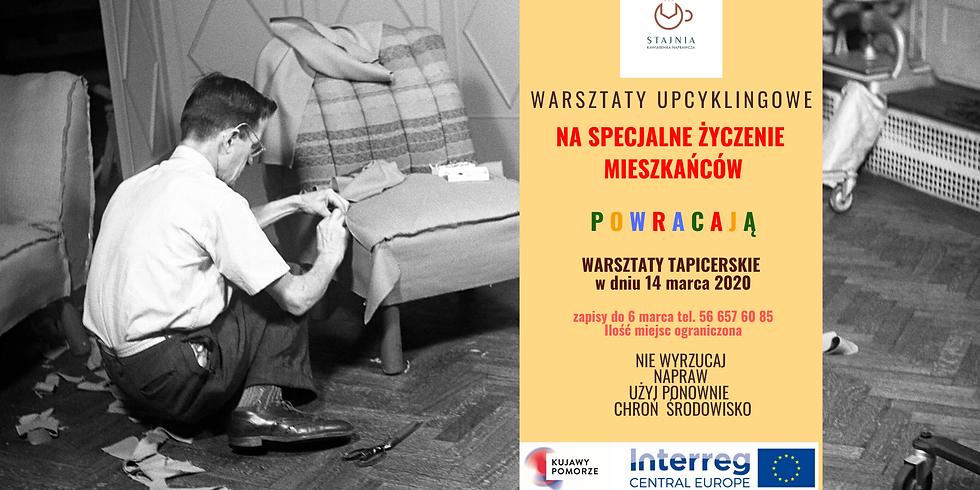 Warsztaty Tapicerskie