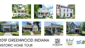 2019 Greenwood Indiana Historic Home Tour