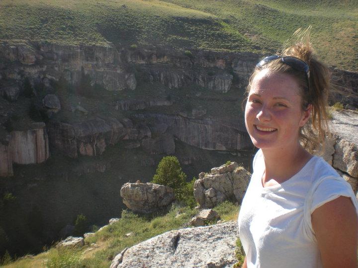 Danielle Hare, BS 2011