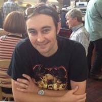 Dylan Irvine, Postdoc 2013-14