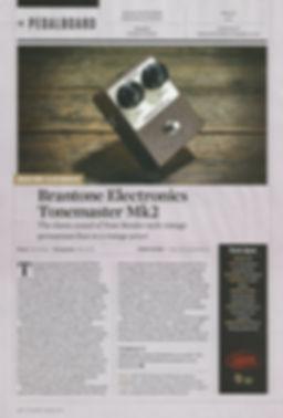 Brantone electronics Tonemaster MK2