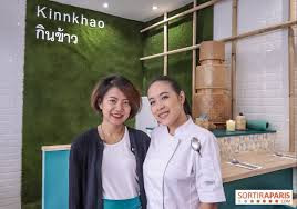 Interview #4 : Kinn Khao Thai Street Food