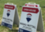 Remax Sandwich Boards