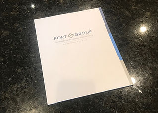 Fort Group Presentation Folder