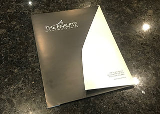 The Ensuite Presentation Folder