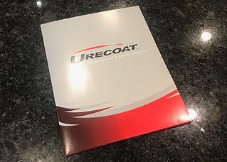 Urecoat Presentation Folder