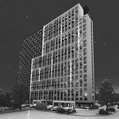 25 FLOOR RESIDENTIAL BUILDING