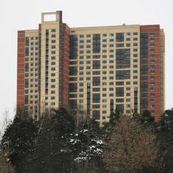 25 FLOOR RESIDENTIAL BUILDING WITH INTEGRATED KINDERGARTEN