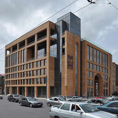 "BUSINESS CENTER ""YEREVAN PLAZA"""