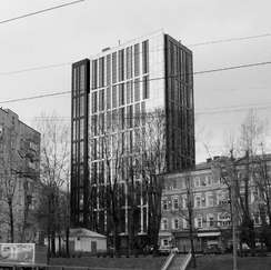 """RESIDENTIAL COMPLEX """"WARSAW 10A"""""""