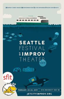 SFIT 2019 // Seattle, WA