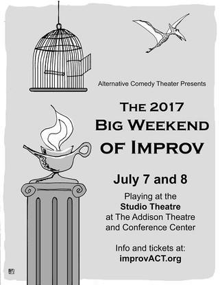 Big Weekend of Improv 2018 // Dallas, TX