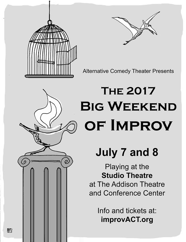 Big Weekend of Improv 2018 // Dallas, TX