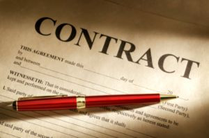 How to get out of Contracts