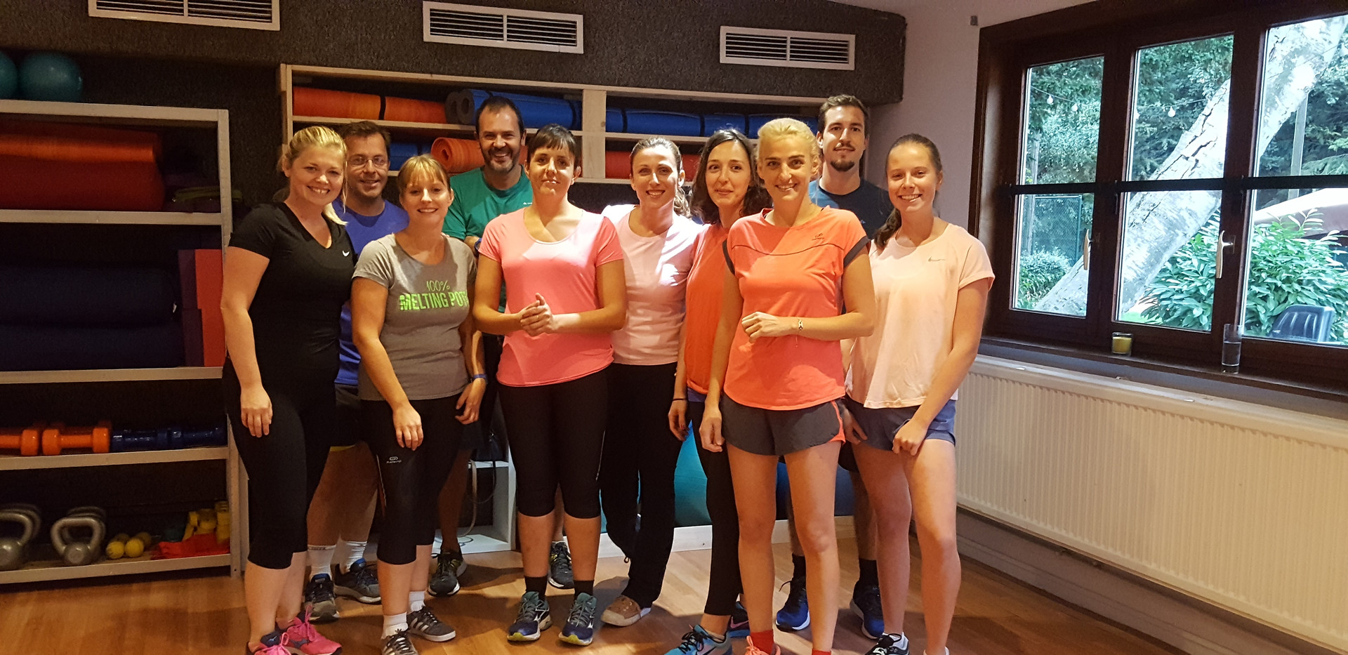Cours de Body Fit