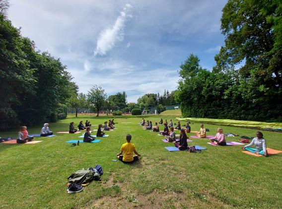 Workshop Yoga Intégral