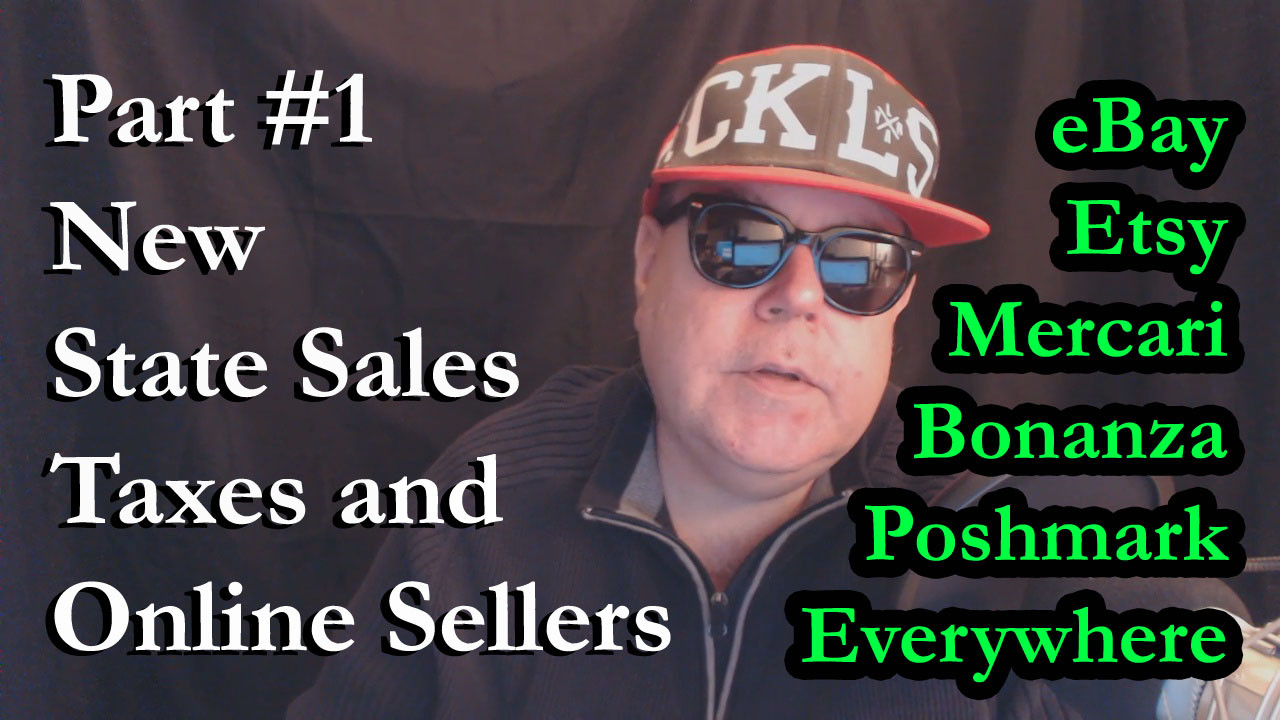 Part 1 - US Sales Taxes for Online Sellers